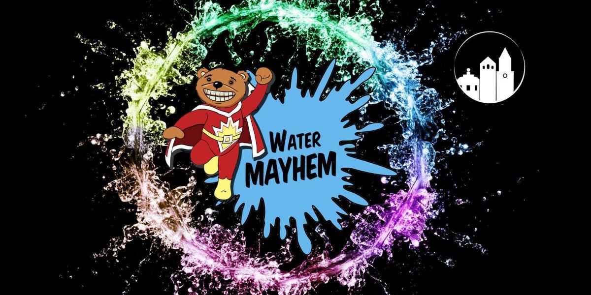 Water Mayhem 2017 - Opiskelija-allasbileet